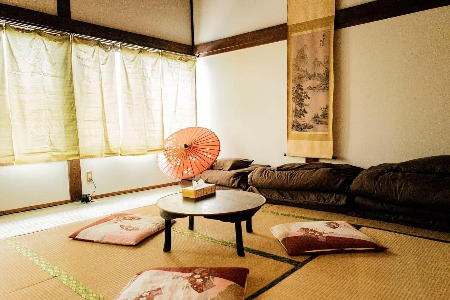 fujiyoshida hotel