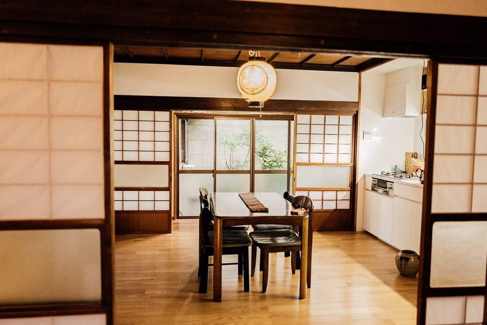 富士吉田市ゲストハウス